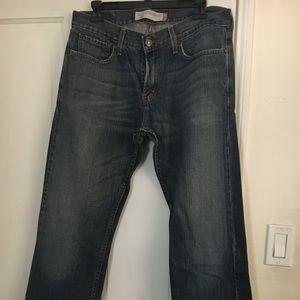 Levi's Men Blue Jeans